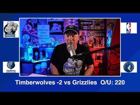 Minnesota Timberwolves vs Memphis Grizzlies 1/13/21 Free NBA Pick and Prediction NBA Betting Tips