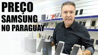 PREÇO SAMSUNG S7 S8 S9 NO PARAGUAY