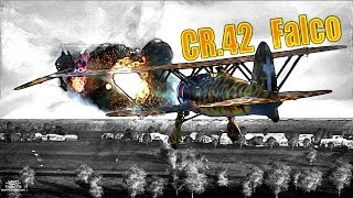 War Thunder: Italian CR-42 & G.50, Tier-1 / Rank-1 Review