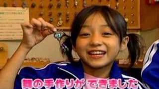 uteの萩原舞ちゃんのOPVです。 曲はH2Oの「想い出がいっぱい」です。