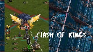 Clash of Kings k903 rally atack  P6 1G POWER CASTLE