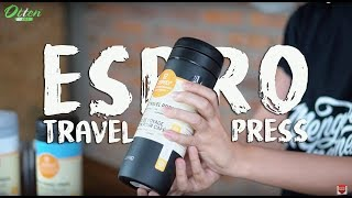 ESPRO Travel Press - Tumbler Press Terbaik