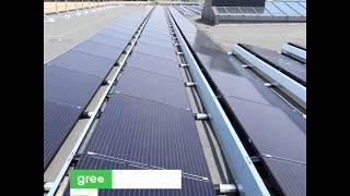 Zonnepanelen installatie bedrijfspand Waddinxveen | Green Energy Company