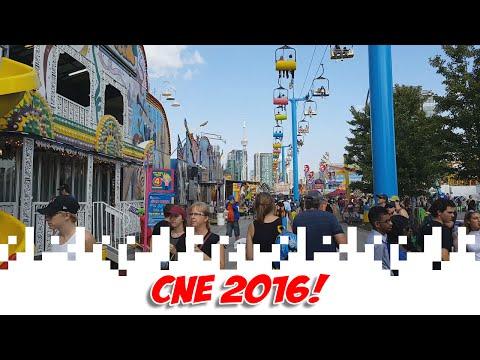CNE 2016! (Vliggity Vlog)