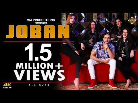 JOBAN - DJ Song 2018 | Mandeep Singh | Rohit Tehlan | Latest Haryanavi Songs Haryanvi 2018