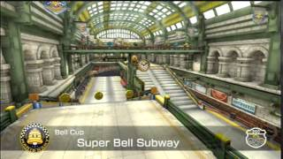 Mario Kart 8 200cc - Bell Cup - Uh Oh! Baby Weegee Time
