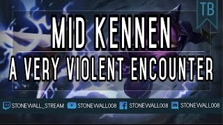 A Very Violent Encounter - Mid Kennen