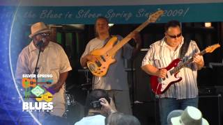 Anthony 'Swamp Dog' Clark Silver Spring Blues Festival 2015