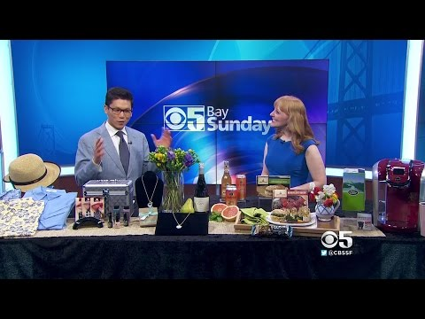 Mother's Day Gift Ideas With Lifestyle Expert Amy Sewell - YouTube