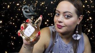 ASMR| Let's Try Some Perfume | Sylvaine Delacourte