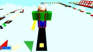 - Baldi s Basics Adventure Obby