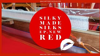 SILKY MADE SILK EP. New Red