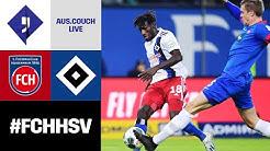 🔴 LIVE: Heidenheim vs. HSV | Auswärtscouch | 33. Spieltag