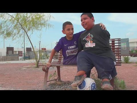 Unos niños demostraron que nacer con una discapacidad física no es impedimento