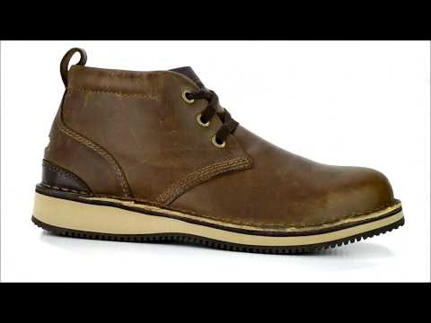Men's Rockport Steel Toe Chukka Work Boot RP2801 @ Steel-Toe-Shoes.com