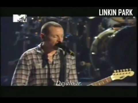 """Linkin Park """"Ballad Medley"""" LOATR/SOTD/Iridescent live Monterrey 2012 (MTV World Stage 2012) SUB ESP"""