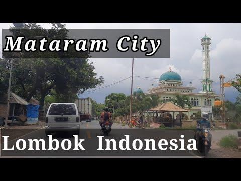 Mataram City Tour | Lombok Indonesia | Indonesian Street View | West Nusa Tenggara