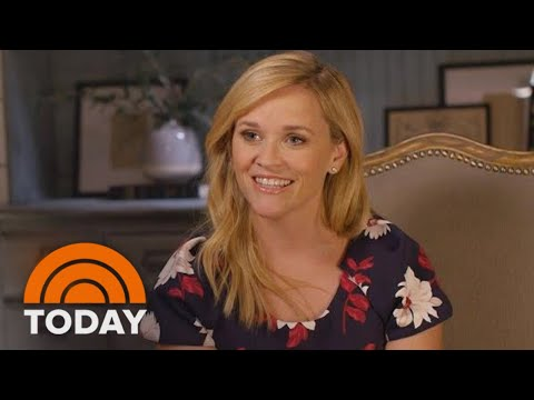 Reese Witherspoon Spills On Her New Book, Favorite Role And More | TODAY