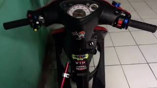 A131261 Its thai mio sporty edition mx 150cc street bike