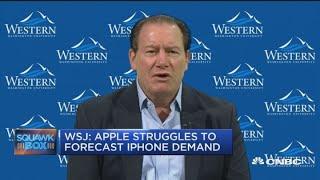 Paul Meeks on why he's taking tech-like defense on chip stocks