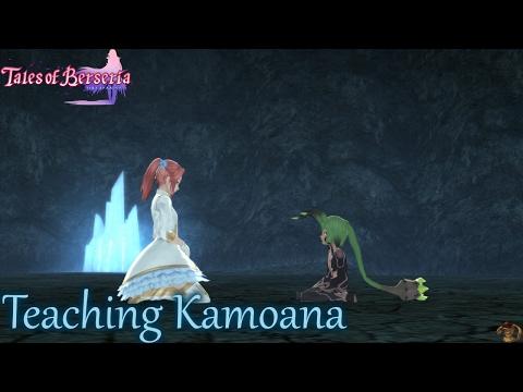 Tales of Berseria - Teaching Kamoana  