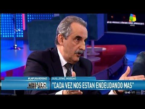 Guillermo Moreno en America 2 23/07/17 Completo