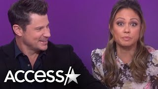 Vanessa Lachey Defends Awkward Response Over Jessica Simpson Gift Question