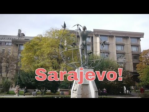 Exploring Amazing Sarajevo!