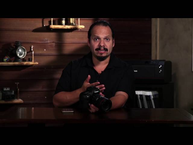 How to Send Pictures to Smartphone from Canon 5D Mark IV