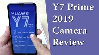 Y7 Prime 2019 Camera Review | Camera Samples | low light and background blur
