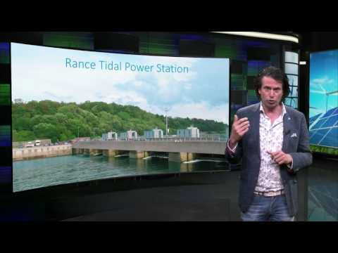 Tidal Energy Potential - Sustainable Energy - TU Delft