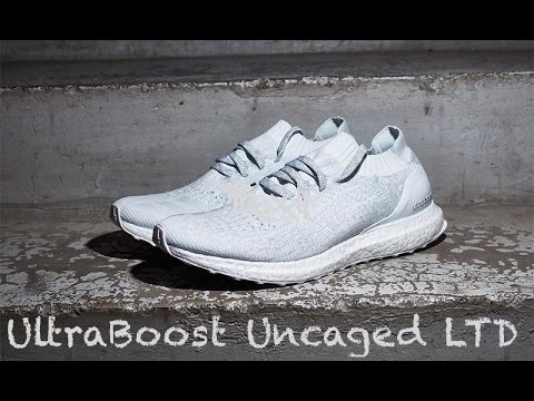 adidas ultra boost vs ultra boost uncaged