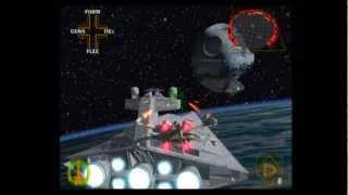 Star Wars Rogue Leader:Rogue Squadron II-Battle of Endor