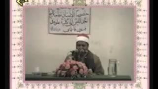 اخر ما قرا الشيخ محمد الليثى من سورة ال عمران من ايران 2000