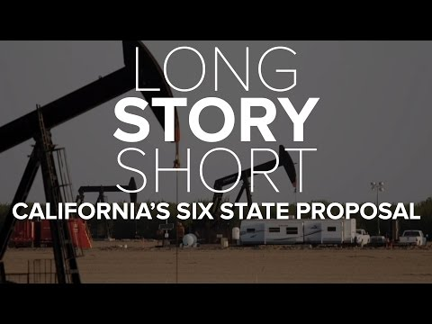 California's Six State Proposal Explained | Long Story Short | NBC News