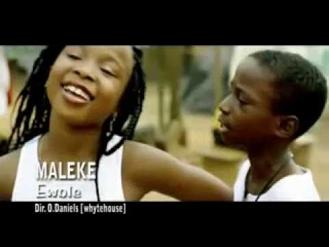 MALEKE   EWOLE....the wedding song...Official Video