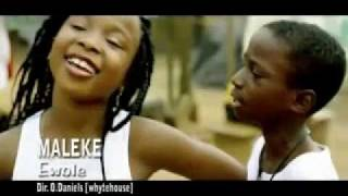 MALEKE   EWOLEthe wedding songOfficial Video