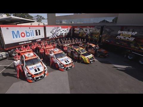 V8 Life - Go Behind the Scenes at Walkinshaw Racing & HRT