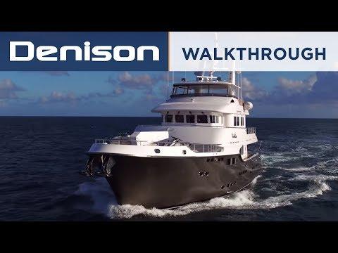 Nordhavn 86 Expedition VIVIERAE [Yacht Tour]