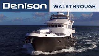 Nordhavn 86 Expedition Yacht [Walkthrough]