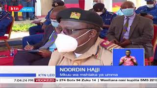 idara ya polisi imezindua mfumo wa dijitali wa kurekodi matukio katika vituo vya polisi