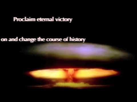Muse - Apocalypse Please (Lyrics On Screen)