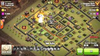 Th11 mass witch 3 star attack.