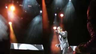 Tevin Campbell live on stage LONDON Indigo2