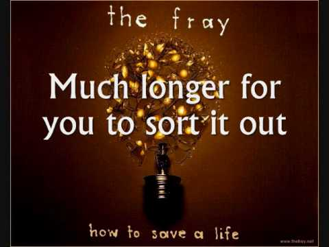 The Fray - All At Once - Lyrics