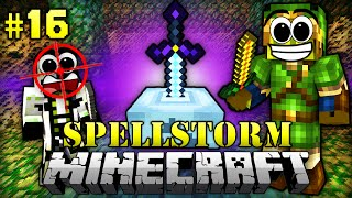 ZELDA DUNGEON & Aimbot - Minecraft Spellstorm #016 [Deutsch/HD]