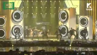 [151107] MMA- iKON RHYTHM TA (Rock Version.)