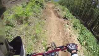 Fujimi Panorama MTB Park - 'A' course (part 1)