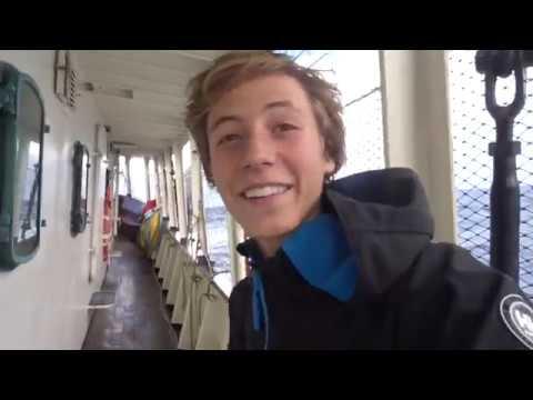 Zo is het leven aan boord van een schip! | TEIMEN VLOGT VOOR DROOMREIS #9