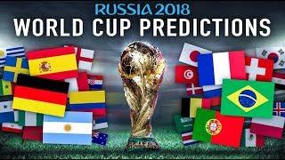 Jeg tipper VM 2018!// Fotball Showet #1